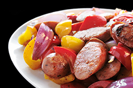 Sausage W Peppers