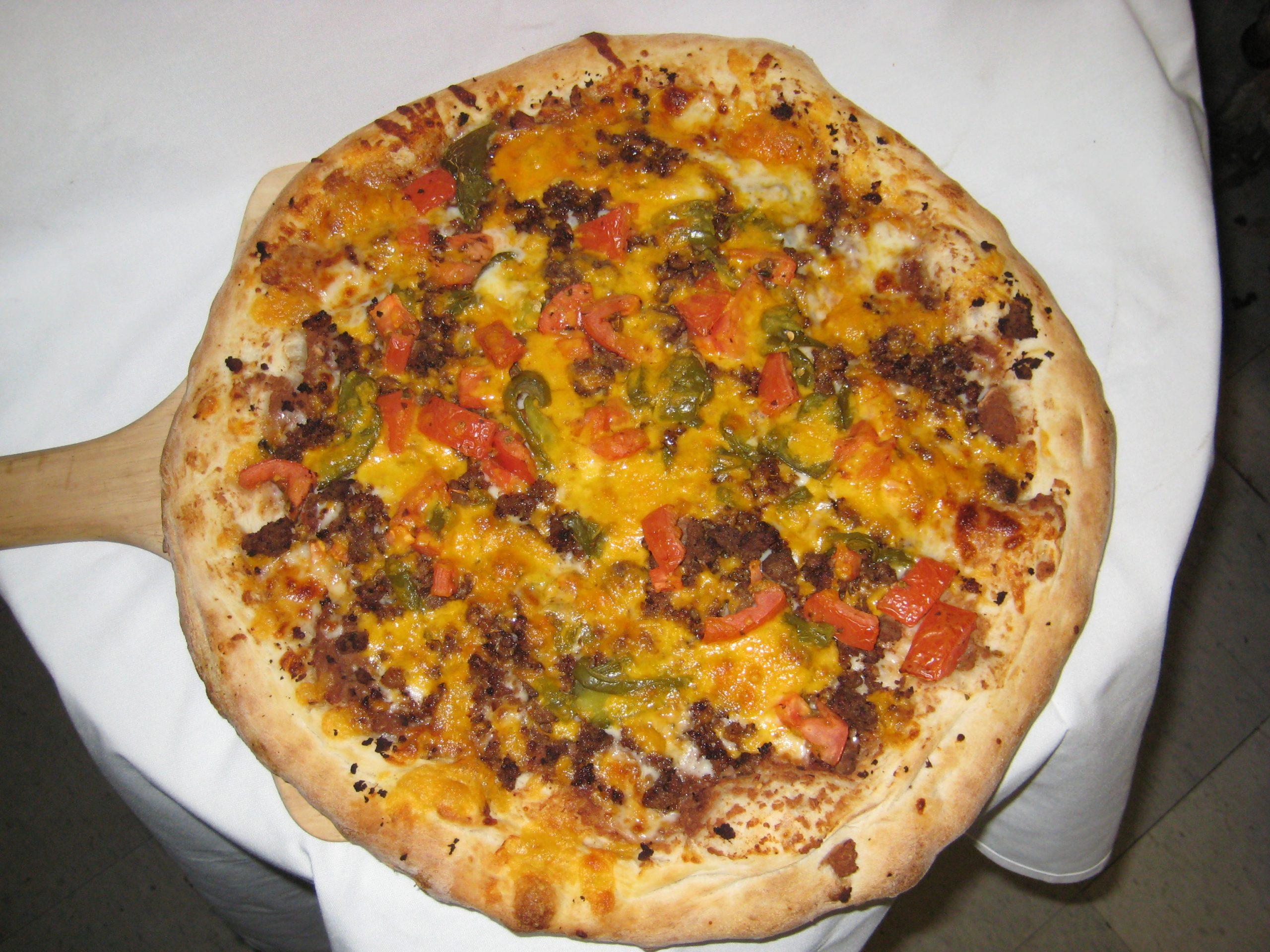 Pizza Specialties